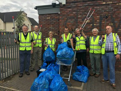 Litter Pick Jun 2019